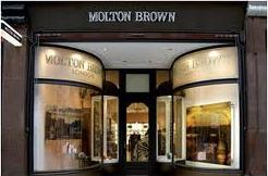 Free mini treatments at Molton Brown!