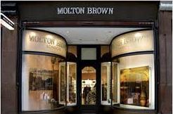 Free mini treatments at Molton Brown!