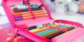 California Raisins Pen, Ruler & Pencil Case