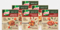 50p off Knorr Naturally Tasty Recipe Mixes