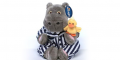 Silent Night Hippo & Duck Toy