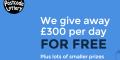 Free Postcode Lottery – £300+ Daily Draw