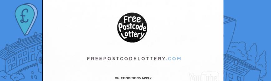 uk free postcode lottery uk