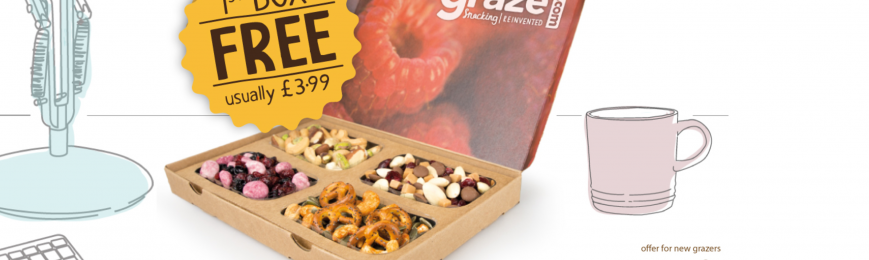 Free Tasty Healthy Snack Box