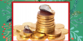 25,000 x Nets of Chocolate Coins