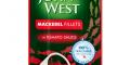 50p off John West Mackerel Sauces