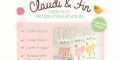 75p off Claudi & Finn Greek Style Frozen Yogurts