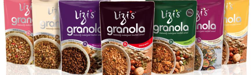 Lizi's Low Sugar Granola