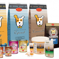Husse Cat & Dog Food Sample