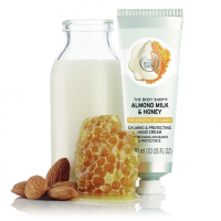 The Body Shop Almond Hand Cream