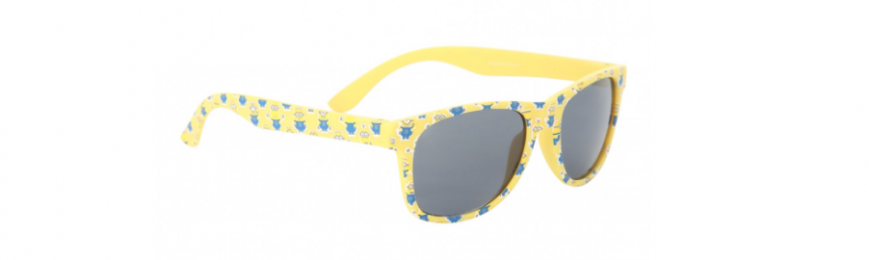 Pair of Minions Sunglasses