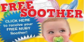 Free Soother or Nappy Cream – Nuby