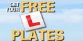 Free Magnetic L Plates