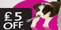 £5 MOC For Eukanuba Pet Food