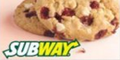 Free Cookie From Subway