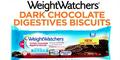 50p off Weight Watchers Dark Chocolate Biscuits