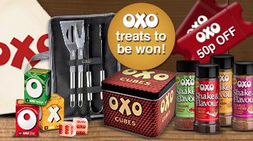 OXO Aprons, Cooking Stocks, Mugs, MOC's & More