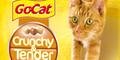 146,000 x Go-Cat Crunchy & Tender Samples