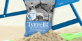 Deckchairs & Packets of Tyrrells Crisps