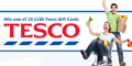 4 x NEW Printable Tesco Vouchers