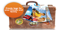 Personalised Luggage Tags From KLM