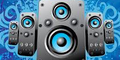 100′s of Portable Speakers & Music Vouchers