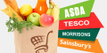 Win £1000 to spend at a Supermarket of your choice