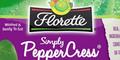 Free Bag of PepperCress Salad