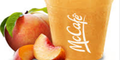 McDonald's Peach & Passion Fruit Smoothie