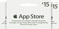 £15 iTunes Gift Cards