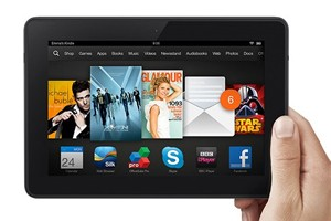 Win a Kindle Fire HDX -Ends Tomorrow!