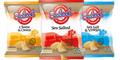 50p off SeaBrook Crinkle Cut Crisps – 6 Pack