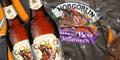 Halloween T-shirts & Bottles of Hobgoblin Beer