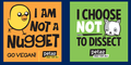 Stop Animal Cruelty Stickers