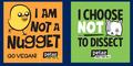Stop Animal Cruelty Stickers