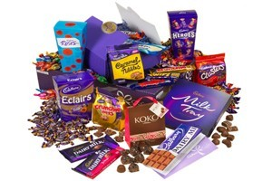 Win a Cadbury's Chocolate Hamper! Today Only