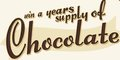 Free Chocolate for a Year