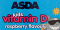 Kids Chewable Vitamin D Tablets