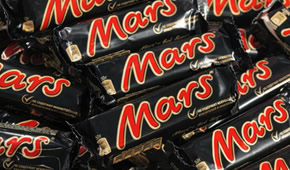 Win 1 of 50 Mars Bars