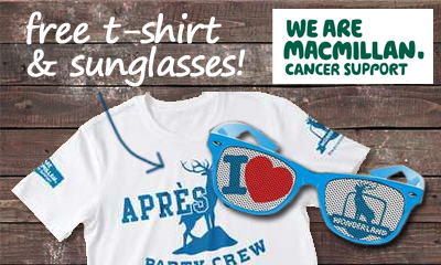 Free T-shirts, Sunglasses and Mystery Gift