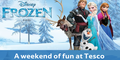 Disney Frozen Craft Activities – Tesco