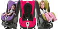 500 x Limited Edition Britax Car Seats