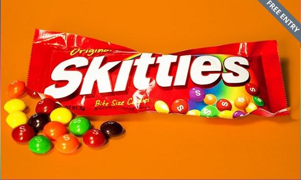 Free Packs of Skittles