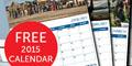 Free 2015 Calendars