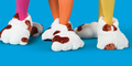 Pairs of Ultra Comfy Churchill Slippers