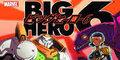 793 x Disney Big Hero 6 Family Cinema Passes