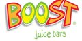 £100 to spend at Boost Juice Bars!