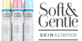 50p off Soft & Gentle Skin Science Deodorant