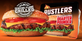 5,000 x Rustlers Quarter Pounders
