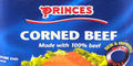 £1 off Princes Corned Beef